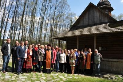 «Галицький сакрарій» презентовано у Музеї етнографії