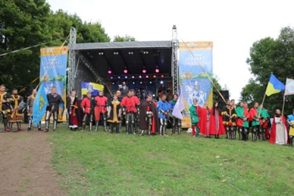 Відбувся фестиваль «Галицьке лицарство»
