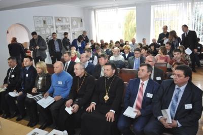«Ми – невід'ємна частина європейської спільноти». Конференція в Галичі визначила вектор розвитку нашого краю