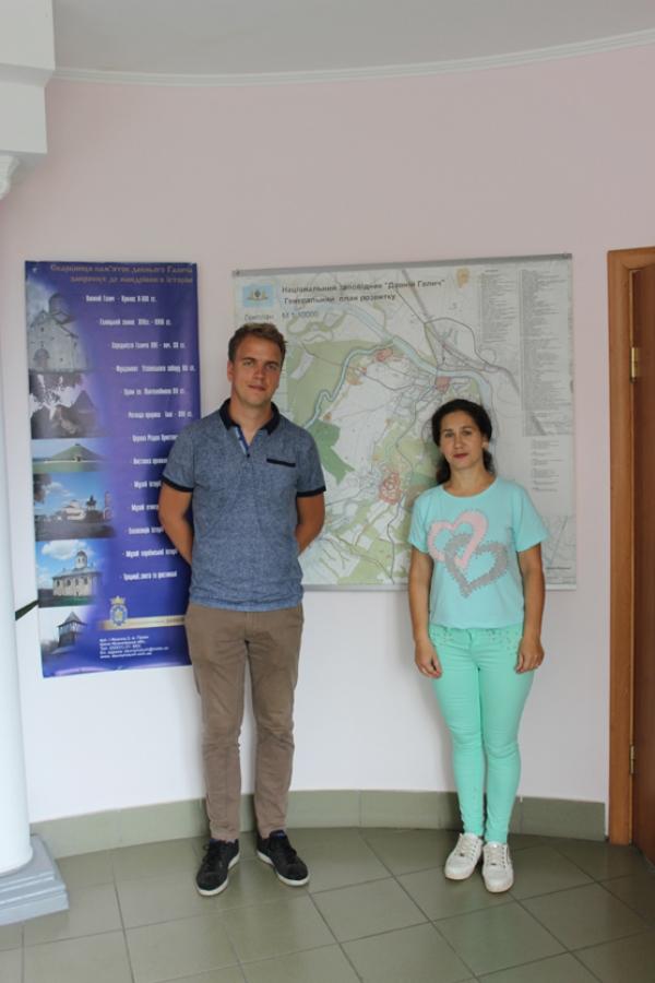 Музей караїмської історії та культури Національного заповідника «Давній Галич» продовжує співпрацю з науковцями світу