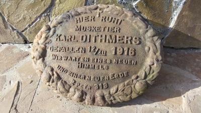 Мушкетер Німецької імперії загинув та похований в Галичі. Нові дослідження місць пам'яті та їхній поточний благоустрій