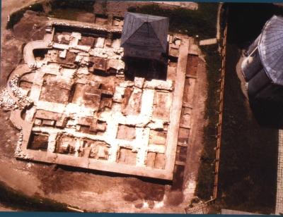 До 85-річчя відкриття фундаменту Успенського собору ХІІ ст. археологом Ярославом Пастернаком