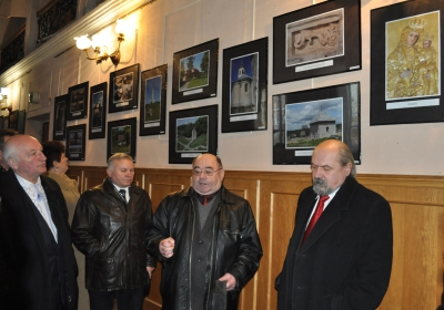 Фотовиставка «Галич на зламі тисячоліть» -  в Івано-Франківську