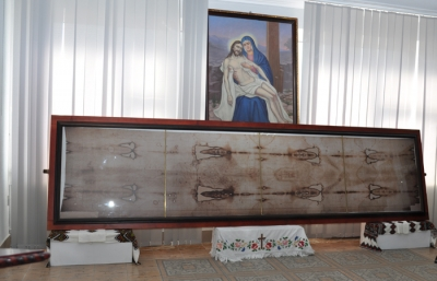Картинна галерея Національного заповідника «Давній Галич»  запрошує на виставку давньої галицької плащаниці