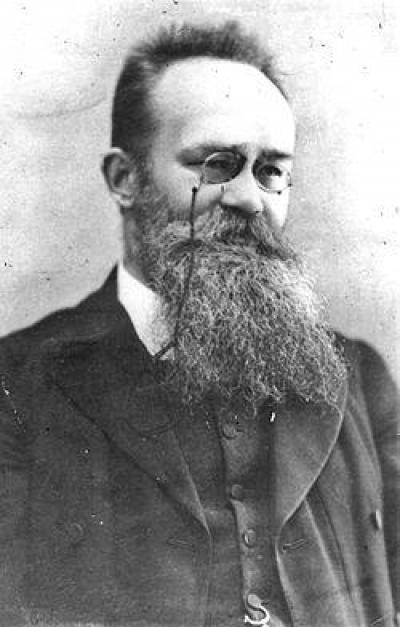 Історик нації.    Відзначення 150-річчя від дня народження М. Грушевського