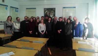 Діалог про навчально-освітній процес студентів-істориків ПНУ