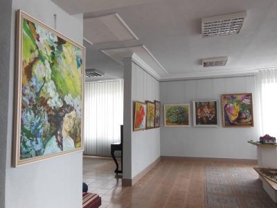 Виставка Закарпатської школи живопису
