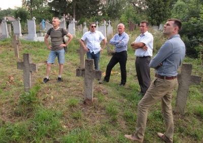 До 100 – річчя завершення Великої війни у Галичі здійснять благоустрій кладовища австро – угорських військовиків