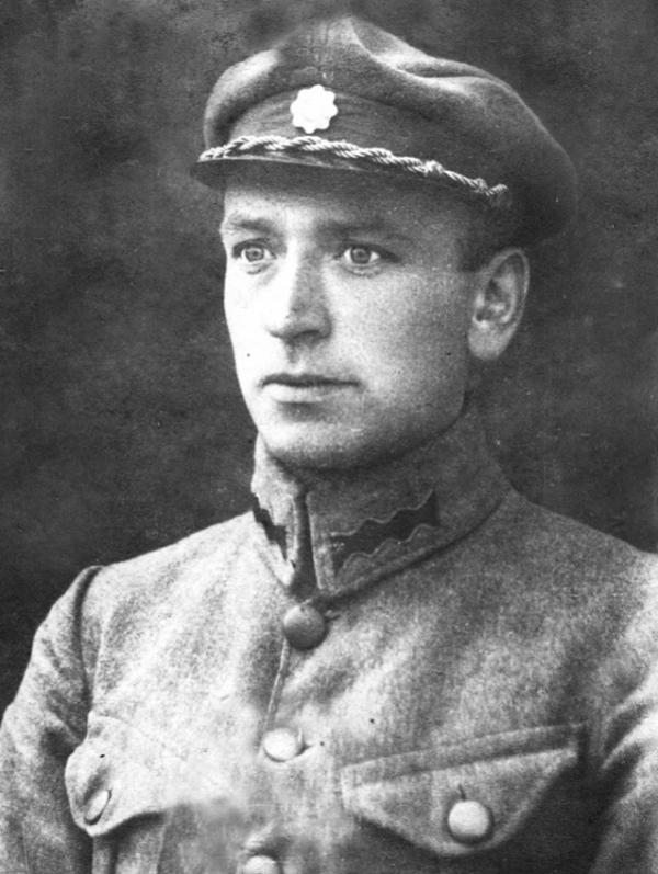 Осип Мельникович - четар УГА з Височанки