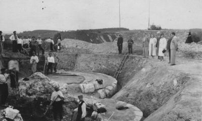 Спогади про розкопки Ярослава Пастернака в Крилосі-Галичі