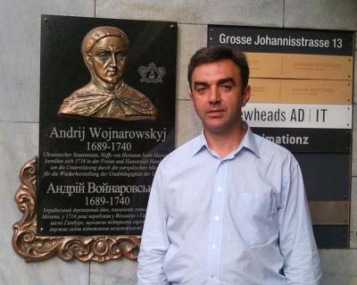 Увіковічнили пам'ять А. Войнаровського