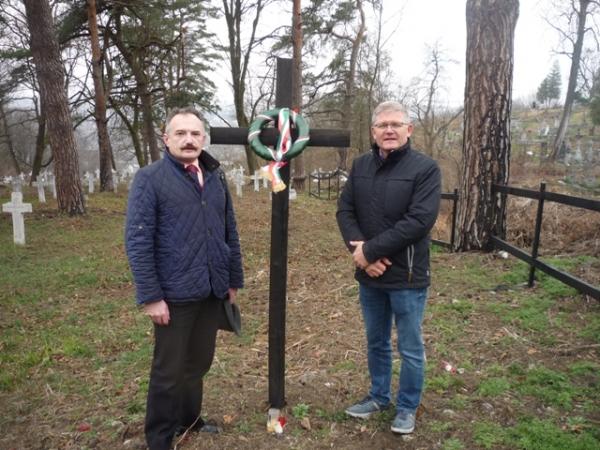 Військове кладовище ПСВ у Галичі отримає статус нововиявленої пам'ятки історії