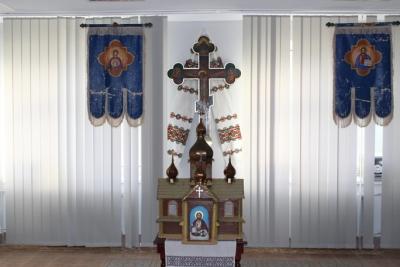 Унікальна виставка церковної атрибутики