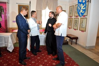 Зустріч з Блаженнішим Святославом