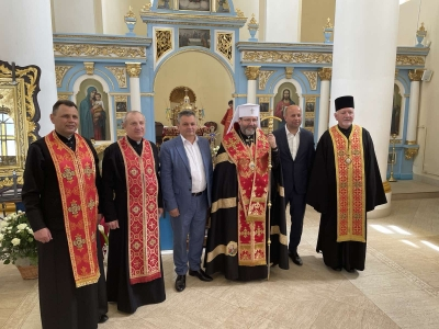 Верховний Архиєписком УГКЦ, Митрополит Києво-Галицький Святослав Шевчук відвідав Крилос