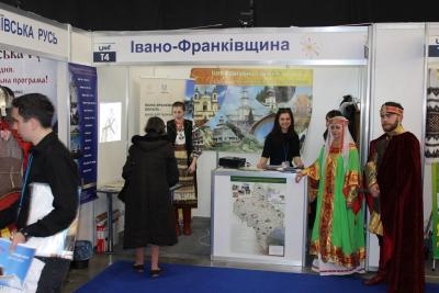 «Давній Галич» вперше представив Івано-Франківщину на міжнародній виставці