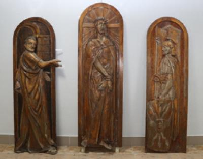 Відкрилася виставка творів сакрального мистецтва