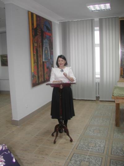 Закодована енергія доброго світла.  З презентації поетичної збірки  Оксани  Кузів «В закапелках душі».