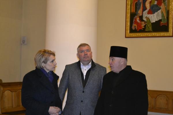 Міністр освіти і науки України відвідала княжий Галич