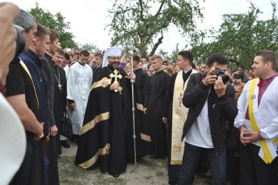 Відбулася Всеукраїнська Патріарша проща  до чудотворної ікони Матері Божої в Крилосі-Галичі
