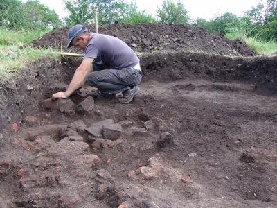 Цікаві знахідки археологічної експедиції Національного заповідника «Давній Галич»  навесні 2021 року