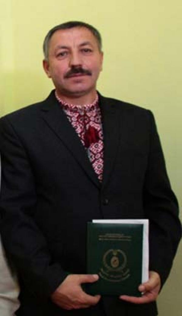 Висока оцінка діяльності краєзнавця Івана Драбчука