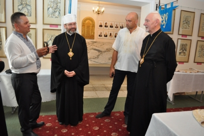Відбулася Всеукраїнська Патріарша проща до Галицької Чудотворної ікони Матері Божої,покровительки нашого краю