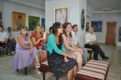 Відкрилася мистецька виставка «Криця»