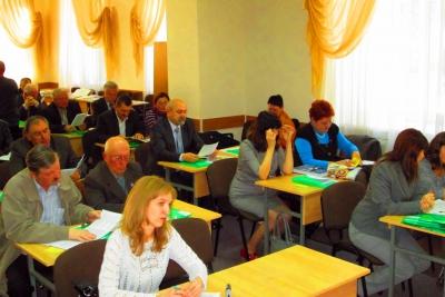 Краєзнавці Галицького району прийняли участь   у звітно-виборних зборах краєзнавців Прикарпаття