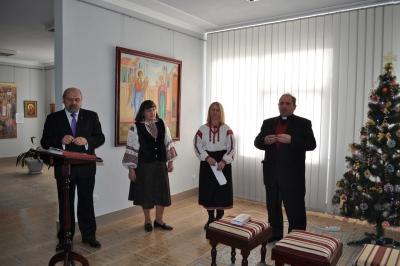Різдвяна виставка в Галичі