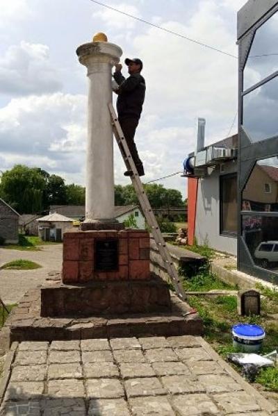 Місто дбає про пам'ятки минулого і сьогодення